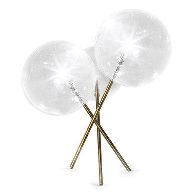 Настольная лампа Bolle Tavolo 3 от дизайнера Massimo Castagna