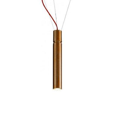 Люстра Tubular Light Single от дизайнера Massimo Castagna