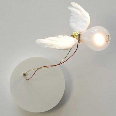 Настенный светильник Lucellino Wall от дизайнера Ingo Maurer