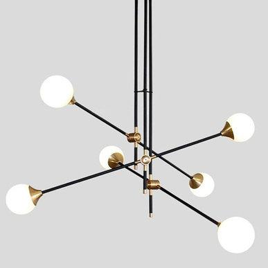 Люстра Bullarum SI-6 фабрики Intueri Light