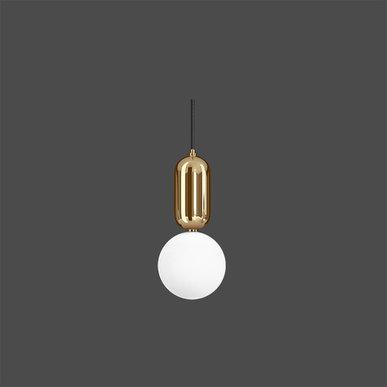 Светильник Aballs D18 Gold от дизайнера Jaime Hayon