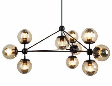 Люстра Modo Chandelier 10 Globes от дизайнера Jason Miller