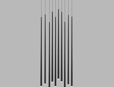 Светильник Slim 10 Black Round от дизайнера Jordi Vilardell