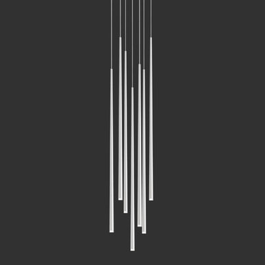 Светильник Slim 7 White Round от дизайнера Jordi Vilardell