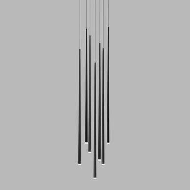 Светильник Slim 7 Black Round от дизайнера Jordi Vilardell