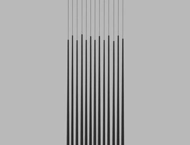 Светильник 13 Black Rectangle от дизайнера Jordi Vilardell