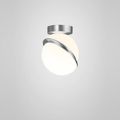 Светильник потолочный Crescent Ceiling Light Chrome от дизайнера Lee Broom