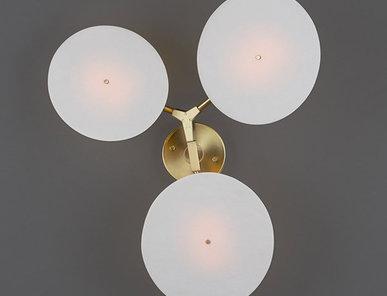 Бра Branching Disc Wall от дизайнера Lindsey Adelman