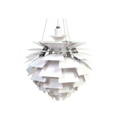 Люстра PH Artichoke White D48 от дизайнера Poul Henningsen