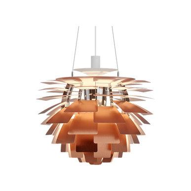 Люстра PH Artichoke Copper D48 от дизайнера Poul Henningsen