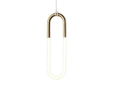 Светильник подвесной Rudi Loop 03 от дизайнера Lukas Peet
