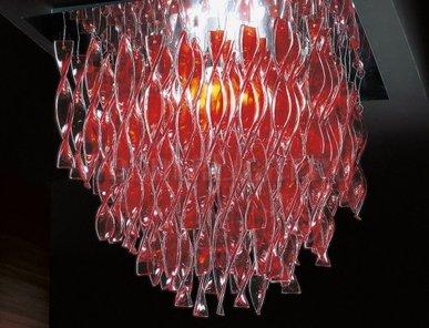 Люстра потолочная Aura от дизайнера Manuel Vivian