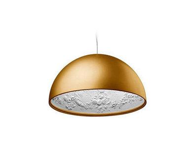 Люстра Skygarden Gold D42 от дизайнера Marcel Wanders