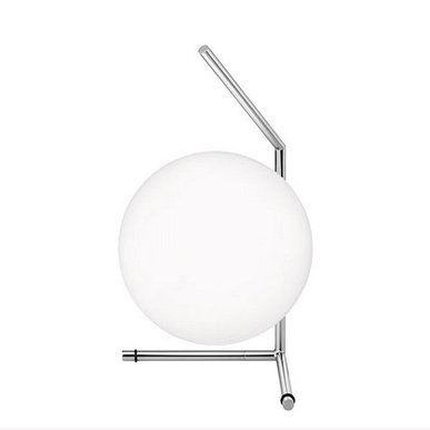 Настольная лампа IC Lighting Table 1 Low Chrome от дизайнера Michael Anastassiades