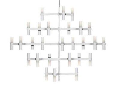 Люстра Crown Major White D45 от дизайнерской студии Jahs+Laub