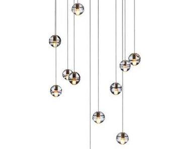 Люстра 14.11 Rectangle Pendant Chandelier от дизайнера Omer Arbel