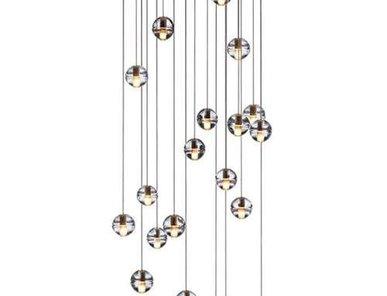 Люстра 14.20 Rectangle Pendant Chandelier от дизайнера Omer Arbel