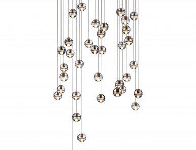 Люстра 14.36 Rectangle Pendant Chandelier от дизайнера Omer Arbel