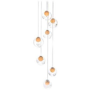 Люстра 28.7 Random Pendant Chandelier от дизайнера Omer Arbel