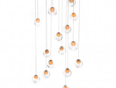 Люстра 28.16 Rectangle Pendant Chandelier от дизайнера Omer Arbel