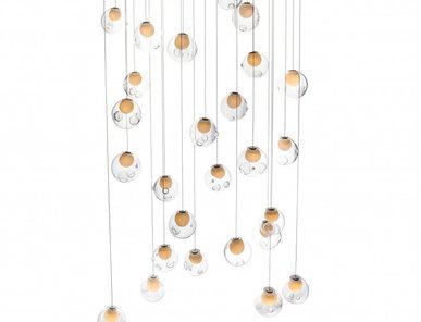 Люстра 28.28 Rectangle Pendant Chandelier от дизайнера Omer Arbel