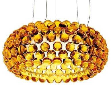 Люстра подвесная Caboche Gold D50 от дизайнера Patricia Urquiola