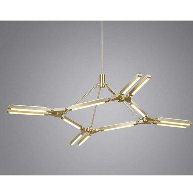 Светильник Pris Major Gold от дизайнера Jean Pelle