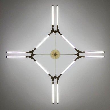 Светильник Pris Major Chrome от дизайнера Jean Pelle