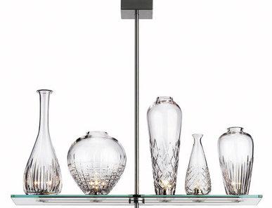 Люстра Cicatrices De Luxe 5 от дизайнера Philippe Starck