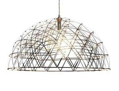 Люстра Dome D79 Chrome от дизайнера Raimond Puts