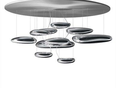 Люстра потолочная Mercury от дизайнера Ross Lovegrove