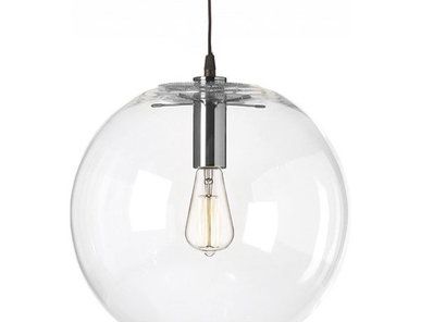 Светильник Selene Chrome D40 от дизайнера Sandra Lindner