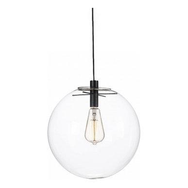 Светильник Selene Black D30 от дизайнера Sandra Lindner
