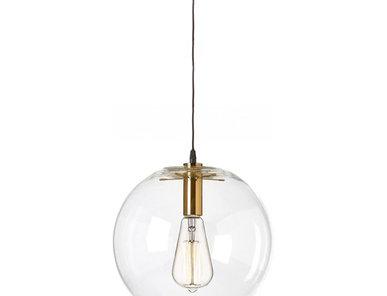 Светильник Selene Gold D25 от дизайнера Sandra Lindner