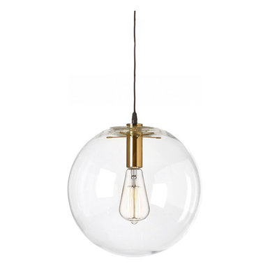 Светильник Selene Gold D30 от дизайнера Sandra Lindner