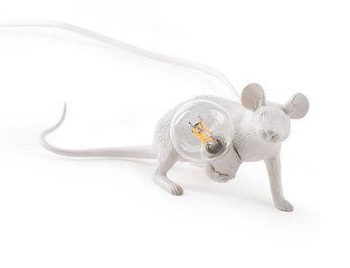 Настольная лампа Mouse Lamp #3 H8 фабрики Seletti