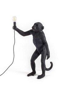 Торшер Monkey Black Floor Lamp фабрики Seletti