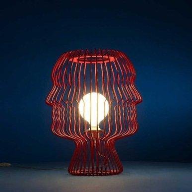Настольная лампа Head фабрики SOHO Studio