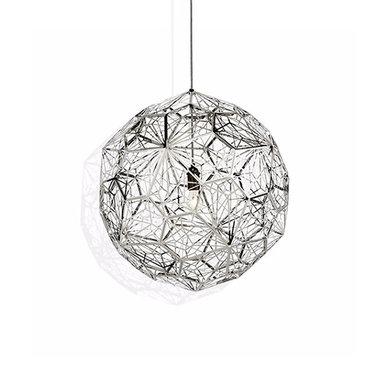 Светильник Etch Web D70 от дизайнера Tom Dixon