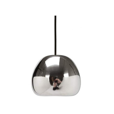 Светильник Void Mini Chrome от дизайнера Tom Dixon