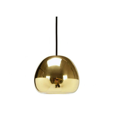 Светильник Void Mini Gold от дизайнера Tom Dixon