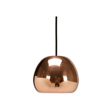 Светильник Void Mini Copper от дизайнера Tom Dixon