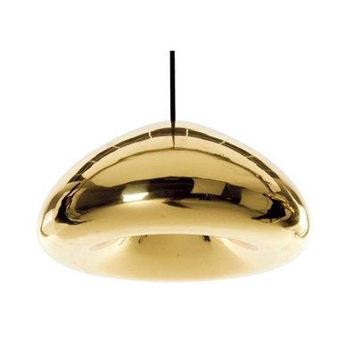 Светильник Void Gold от дизайнера Tom Dixon