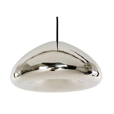 Светильник Void Chrome от дизайнера Tom Dixon