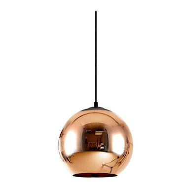 Светильник Copper Shade D30 от дизайнера Tom Dixon