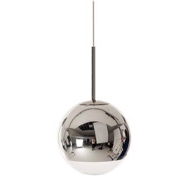 Светильник Mirror Ball D20 от дизайнера Tom Dixon