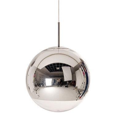 Светильник Mirror Ball D30 от дизайнера Tom Dixon