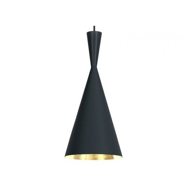 Светильник Beat Light Tall Black от дизайнера Tom Dixon
