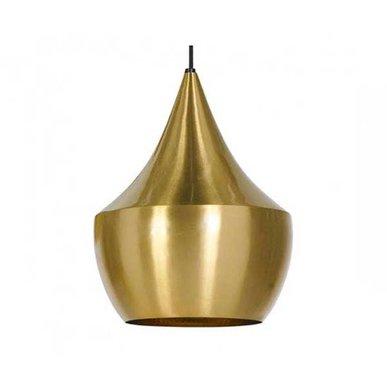 Светильник Beat Light Fat Gold от дизайнера Tom Dixon