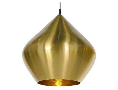 Светильник Beat Light Stout Gold от дизайнера Tom Dixon